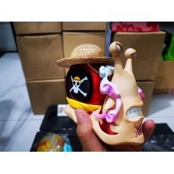Den Den Mushi Monkey D Luffy Gear 4