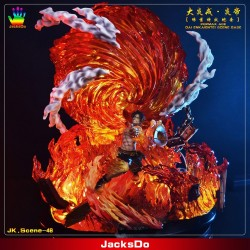 JacksDo - POP MAX Portgas D Ace Dai Enkai: Entei Scene Base