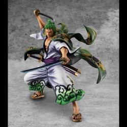 "One Piece - Roronoa Zoro - Portrait of Pirates ""Warriors Alliance"" - 1/8 - Zorojūrō (MegaHouse)"