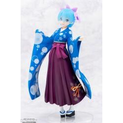 Re:Zero kara Hajimeru Isekai Seikatsu - Rem - SPM Figure - Wa-Style (SEGA)