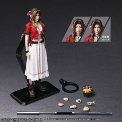 Final Fantasy VII Remake - PLAY ARTS Kai Aerith Gainsborough (Square Enix)