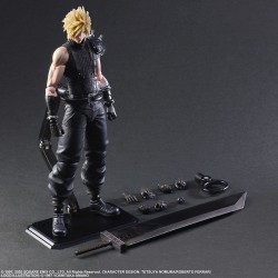 Final Fantasy VII Remake - PLAY ARTS Kai Cloud Strife Version 2 (Square Enix)