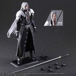 Final Fantasy VII Remake - PLAY ARTS Kai Sephiroth (Square Enix)