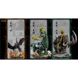 OMG Studio - One Piece WCF - Beasts Pirates: The Disasters