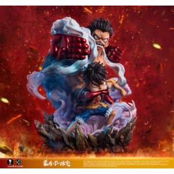 XZ Studio & Yang Studio - One Piece WCF: Monkey D Luffy Gear 4