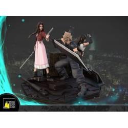F4 Studio - Final Fantasy VII - Tifa, Cloud, Aerith 1/4 Scale Resin Statue