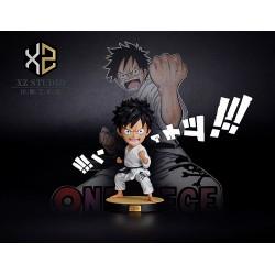 XZ Studio - One Piece WCF: Monkey D Luffy Taekwondo