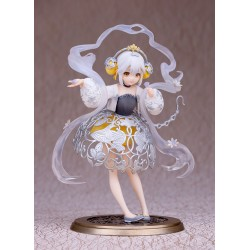 National Treasure - Silver Sachet with Grape Flower and Bird Pattern 1/7 Scale PVC Figure (Myethos)