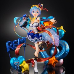 Re:Zero kara Hajimeru Isekai Seikatsu - Rem - Shibuya Scramble Figure - 1/7 - Idol Ver (Alpha Satellite, eStream)