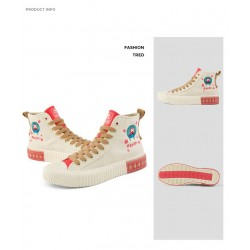 Kappa X One Piece Manga Collab: Chopper Canvas Shoes