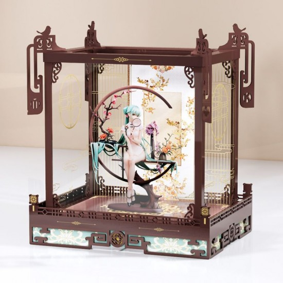 LED Display Case for Hatsune Miku Myethos