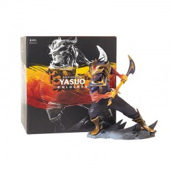 Mô hình Yasuo Ma Kiếm - PROJECT: Nightbringer Yasuo Unlocked Statue [Chính hãng Riot Games]