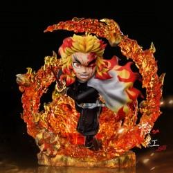 G5 Studio - Kimetsu no Yaiba - Rengoku Kyoujurou World Collectionable Figure