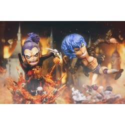 G5 Studio - One Piece WCF - Dressrosa Arc: Ideo & Blue Gilly