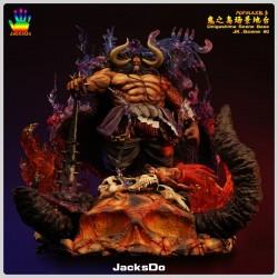 JacksDo - Accessories Onigashima Diorama for POP MAX KAIDO