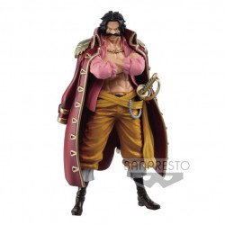 One Piece - Gol D. Roger - DXF Figure - The Grandline Men Wano Country (Vol. 12) (Bandai Spirits)