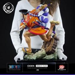 One Piece - Kozuki Oden - Ikigai (#2) - 1/6 - Limited Edition (Tsume)