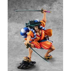 "One Piece - Kozuki Oden - Portrait of Pirates ""Warriors Alliance"" - 1/8 (MegaHouse)"