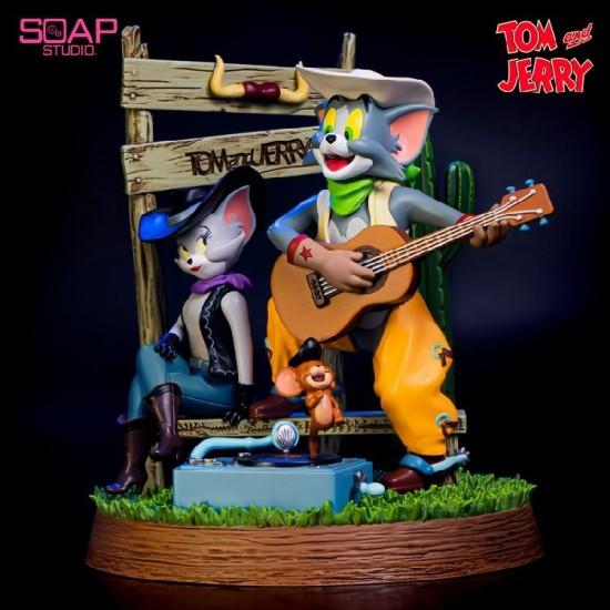 Soap Studio - Tom and Jerry Cowboy Ver