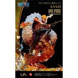 Unique Art Studio - One Piece Log Collection: Vinsmoke Sanji