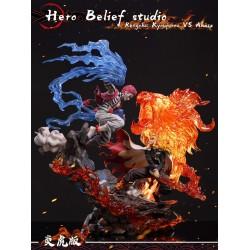 Hero Belief Studio - Kimetsu no Yaiba - Rengoku Kyoujurou vs Akaza