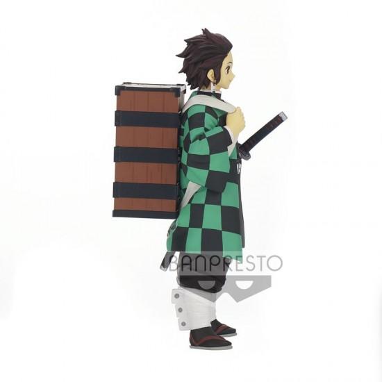 Kimetsu no Yaiba - Kamado Tanjirou - Kimetsu no Yaiba Figure -Kizuna no Sou- (Vol.18) (Bandai Spirits)