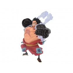 King of Artist - THE MONKEY D LUFFY GEAR 4 - Wano Country - Gear Fourth (Bandai Spirits)