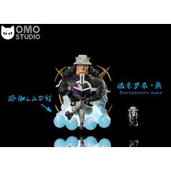 OMO Studio - One Piece WCF - Shichibukai: Bartholomew Kuma