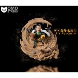 OMO Studio - One Piece WCF - Shichibukai: Sir Crocodile