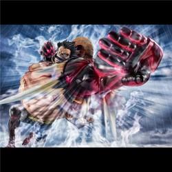 "One Piece - Monkey D. Luffy - Portrait Of Pirates ""SA-MAXIMUM"" - Gear Fourth, Boundman Ver.2 (MegaHouse)"