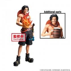 One Piece - Portgas D. Ace - Grandista - Grandista nero (Bandai Spirits)