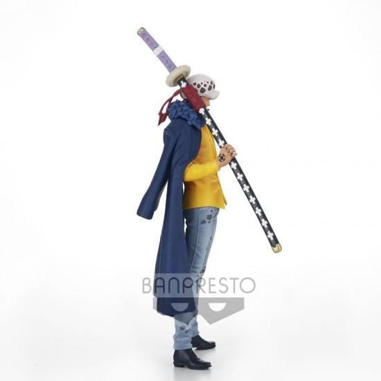 One Piece - Trafalgar Law - DXF Figure - The Grandline Men Wano Country (Vol. 14) (Bandai Spirits)