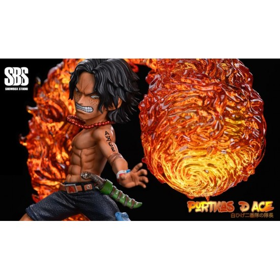 Show Box Studio - One Piece WCF - Portgas D Ace