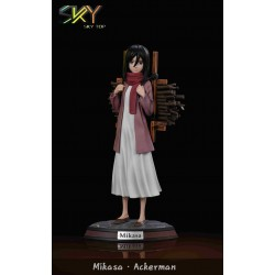 Sky & Sex Studio - Mikasa Ackerman Childhood