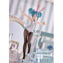 Vocaloid - Hatsune Miku BiCuteBunnies White Ver (FuRyu)