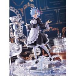 Re:Zero kara Hajimeru Isekai Seikatsu - Rem - Artist MasterPiece - Winter Maid Image ver. (Taito)