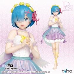 Re:Zero kara Hajimeru Isekai Seikatsu - Rem - Precious Figure - Angel ver. (Taito)