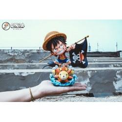 ShowHand Studio - Monkey D Luffy