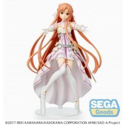 Sword Art Online: Alicization - War of Underworld - Asuna - LPM Figure - The Goddess of Creation Stacia (SEGA)
