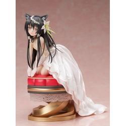 Isekai Maou to Shoukan Shoujo no Dorei Majutsu - Rem Galleu - F:Nex - 1/7 - Wedding Dress (FuRyu)