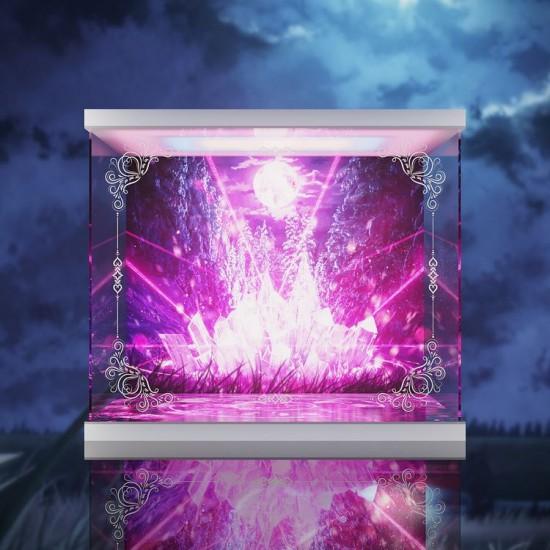LED Display Case for Emilia - Shibuya Scramble Figure Crystal Dress Ver