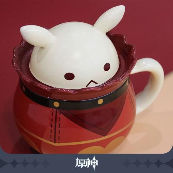 [miHoYo Official] Cốc Bomb của KLee - Bunny Bomb Mug - Genshin Impact - Chính hãng MiHoYo