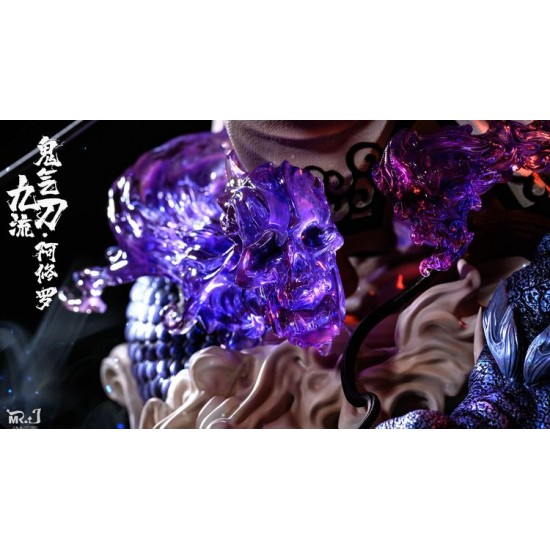 Mr J Studio - Roronoa Zoro Asura