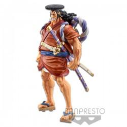 One Piece - Kozuki Oden - DXF Figure - The Grandline Men Wano Country (Vol. 10) (Bandai Spirits)