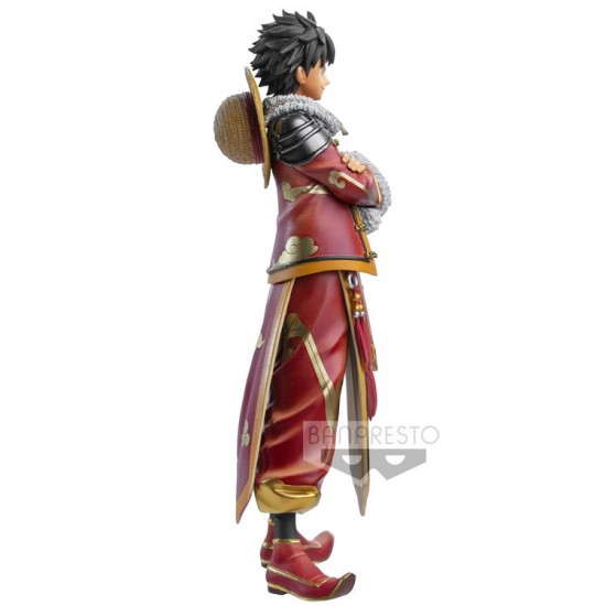 One Piece - Monkey D Luffy Traditional Chinese Outfit (Bandai Spirits)
