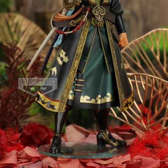 One Piece - Roronoa Zoro Traditional Chinese Outfit (Bandai Spirits)