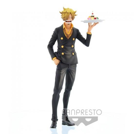 One Piece - Sanji - Grandista nero (Bandai Spirits)
