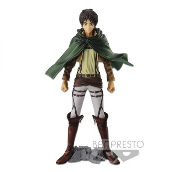 Shingeki no Kyojin - Eren Yeager - Master Stars Piece (Banpresto)