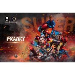 XS Studio & Yang Studio - One Piece WCF: Franky