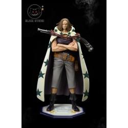 Black Studio - One Piece: Red Hair Pirates Member Vol.4: Rockstar & Yasopp